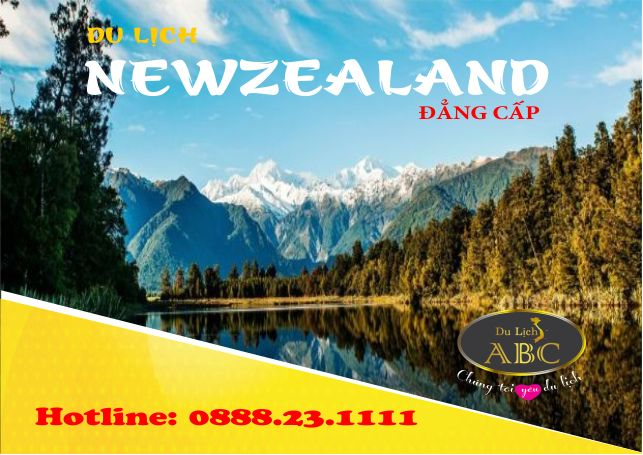Tour Du lịch New Zealand