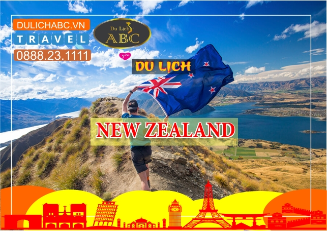 Du lịch New Zealand 7 Ngày 6 Đêm