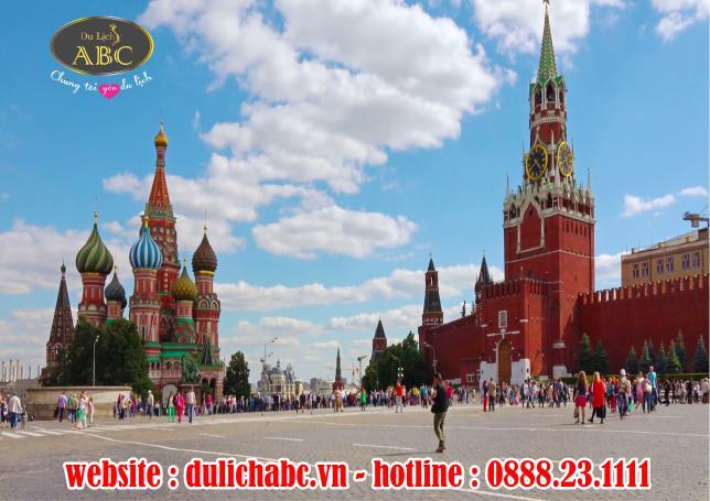 Lưu Ý Cần Biết Khi Đi Tour Du lịch Nga