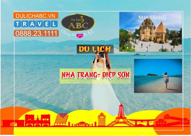 Du lịch Nha Trang - Đảo Điệp Sơn Tết Nguyên Đán 2020