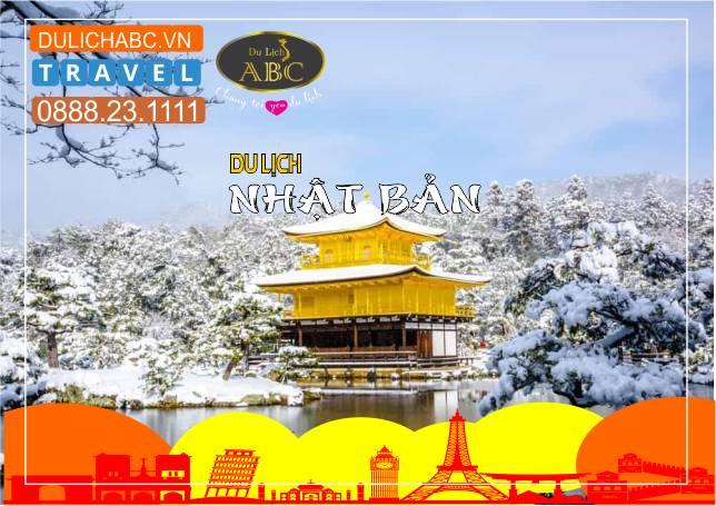 Du lịch Nhật Bản 4 Ngày 3 Đêm Giá Chỉ: 19.999.000đ