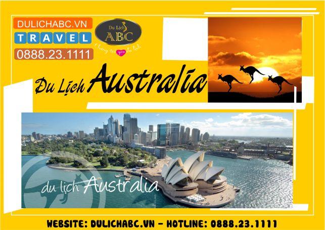 Du lịch Úc 7 Ngày 6 Đêm