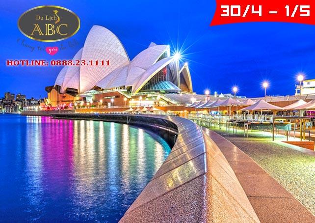 Du lịch Úc lễ 30/4 và 1/5/2021