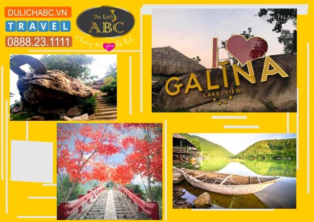 Khu Du Lịch Galina Lake View Nha Trang - Điểm Đến 2019