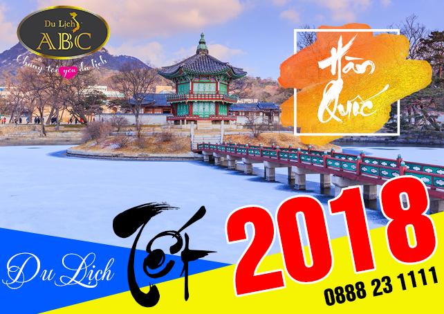 Tour Du lịch Hàn Quốc Tết Nguyên Đán 2018