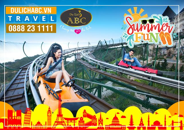 Tour Du lịch Đà Nẵng 4 Ngày 3 Đêm Hè 2021