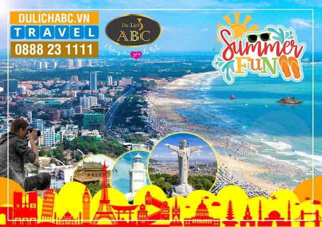 Tour Du lịch Long Hải 2 Ngày 1 Đêm Hè