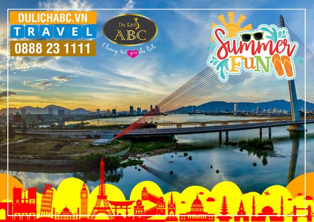 Tour Du lịch Đà Nẵng 3 Ngày 2 Đêm Hè 2021
