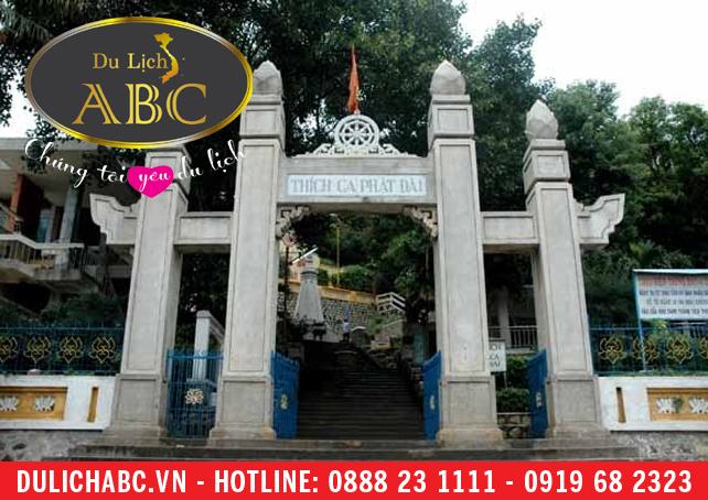 Thích Ca Phật Đài - Chùa nổi tiếng Vũng Tàu