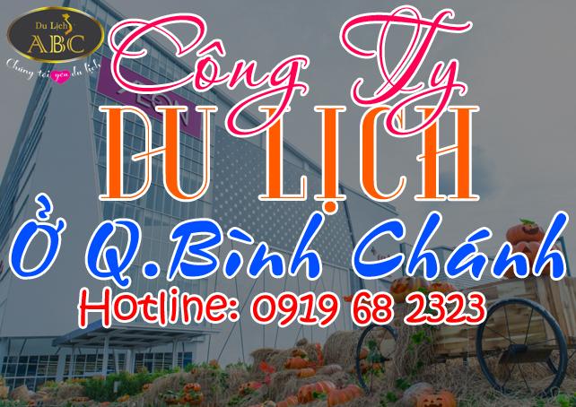 Công ty du lịch tại Huyện Bình Chánh