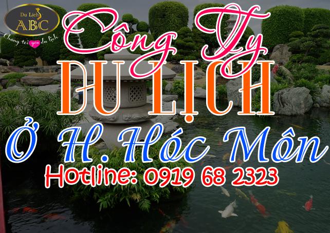Công ty du lịch tại Huyện Hóc Môn