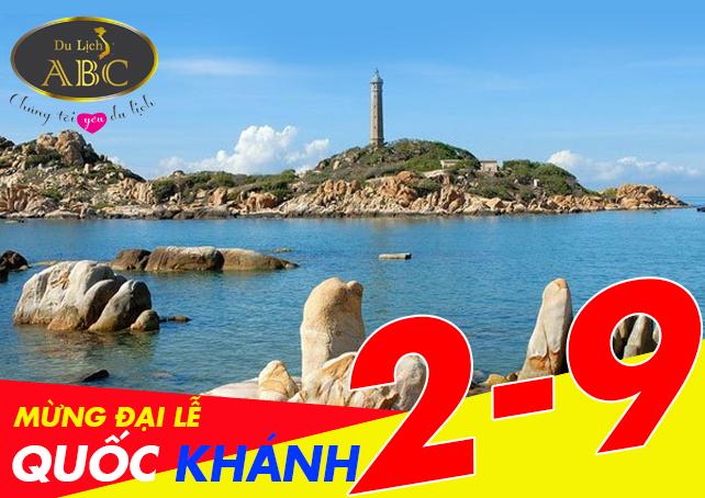 Du lịch Hàm Thuận Nam Lễ 2/9/2018