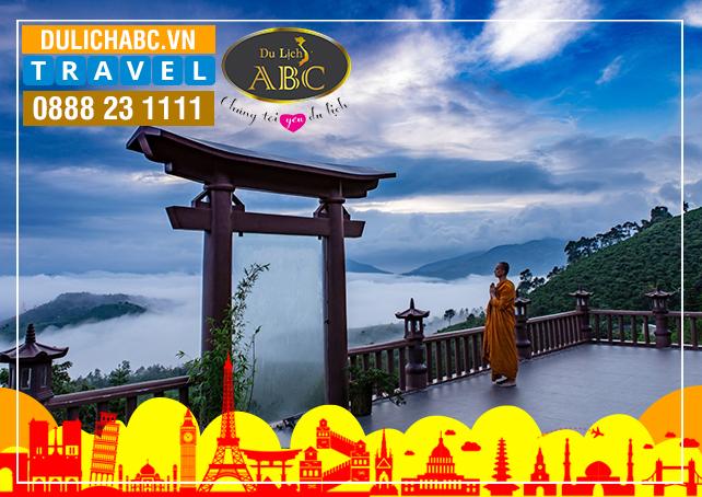 Tour Du lịch Cổng Trời - KDL Suối Mơ - Vườn Ca Cao