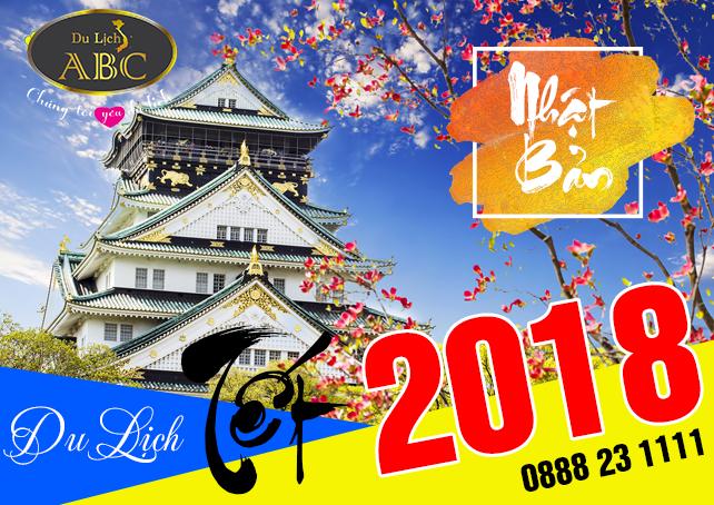 Tour Du lịch Nhật Bản Tết 2018