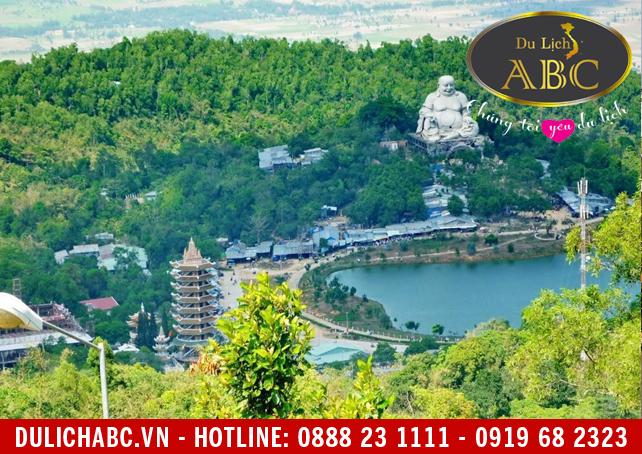 Tour Hành Hương Châu Đốc - Núi Sam - Núi Cấm - Chợ Tịnh Biên, KH Tối Thứ 7 Hàng Tuần