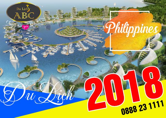 Du lịch Philippines - Manila - Boracay