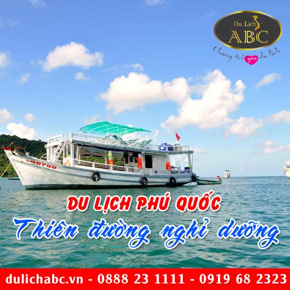Du Lịch Hà Tiên - Phú Quốc 3 Ngày 3 Đêm Giá Rẻ