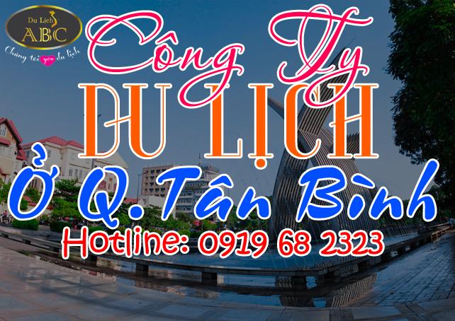 Công ty du lịch tại Quận Tân Bình