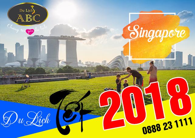 Tour Du lịch Singapore Tết Nguyên Đán 2018