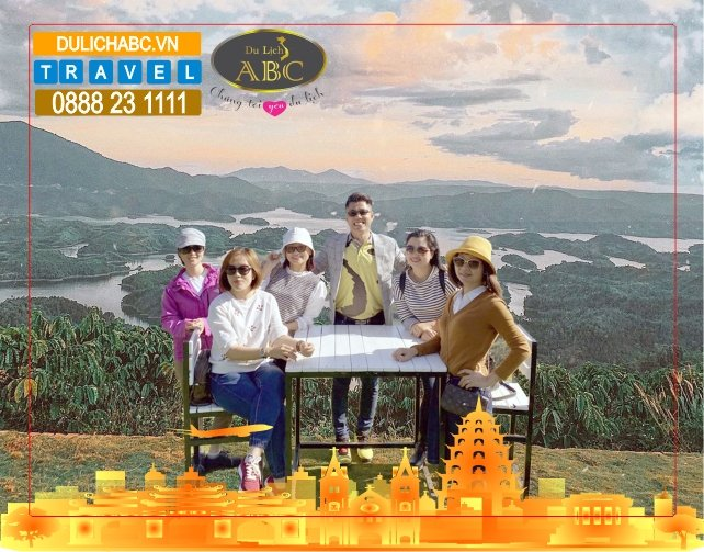 Tour Du Lịch Hồ Tà Đùng | Buôn Ma Thuột 3 Ngày 3 Đêm