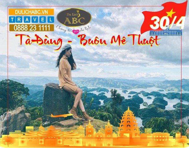 Du lịch Đắk Nông | Hồ Tà Đùng | Buôn Ma Thuột 30/4 Và 1/5/2021