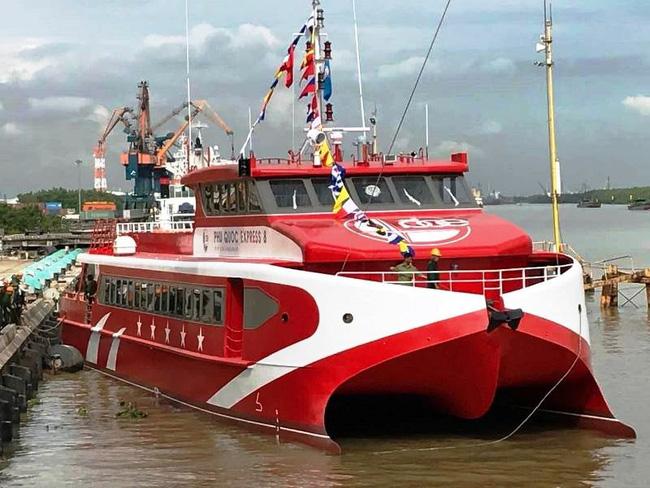 Tàu Cao Tốc Hạng Sang Vũng Tàu – Côn Đảo – Vũng Tàu