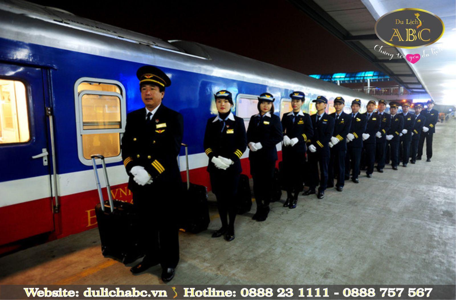 Tàu Lửa 5 Sao Phục Vụ Tuyến Du lịch Sài Gòn - Phan Thiết