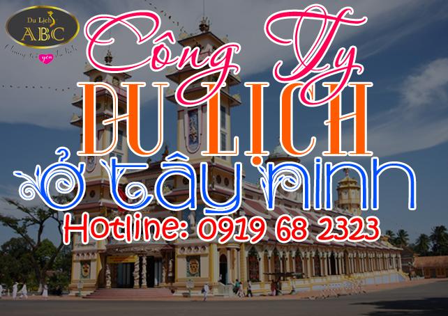 Công ty du lịch tại Tây Ninh