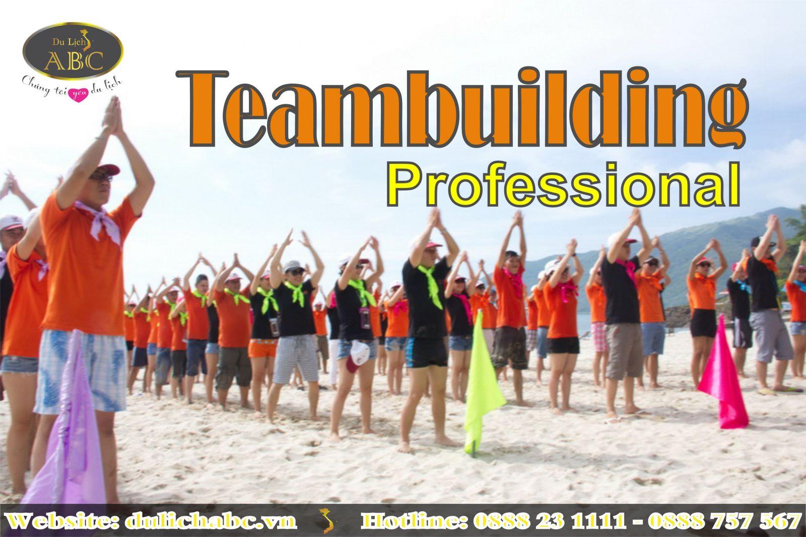 Loại Hình Du Lịch Team Building