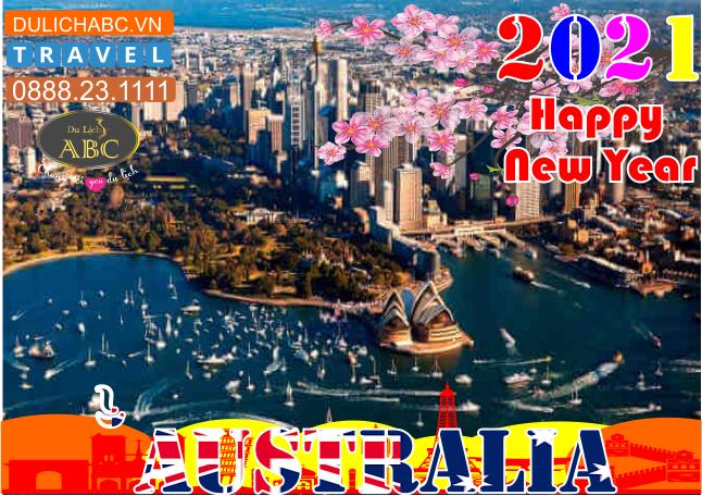 Tour Du lịch Úc Tết Nguyên Đán 2021