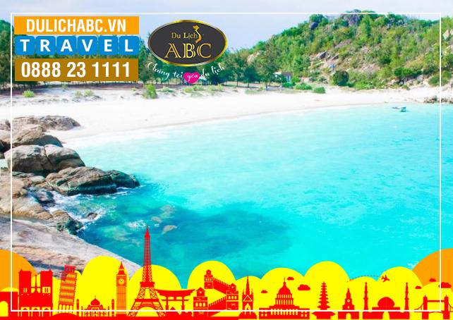 Du lịch Đảo Bình Hưng - Tiệc BBQ Tôm Hùm - Ngọc Sương Resort Giá Sốc