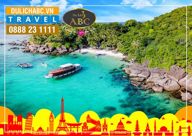 Tour Du lịch Đảo Nam Du 3 Ngày 3 Đêm