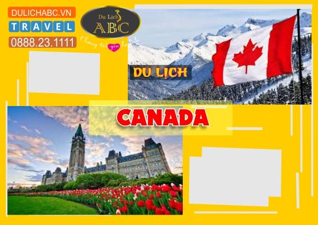 Du lịch Canada - Xứ Sở lá Phong