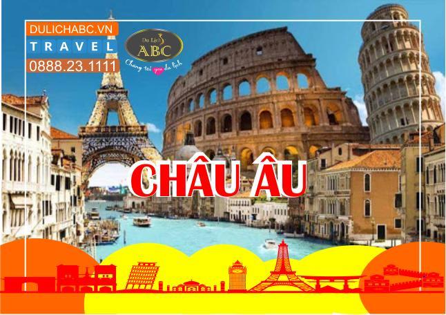 Tour Du lịch Châu Âu 3 Nước - Pháp - Thụy Sĩ - Ý Chất Lượng Nhất 2020