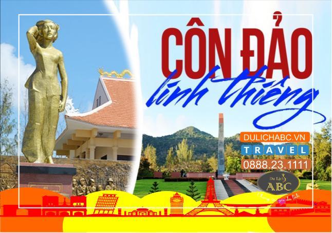 Tour Du lịch Vũng Tàu - Côn Đảo 2N1Đ Bằng Tàu Cao Tốc 5 Sao