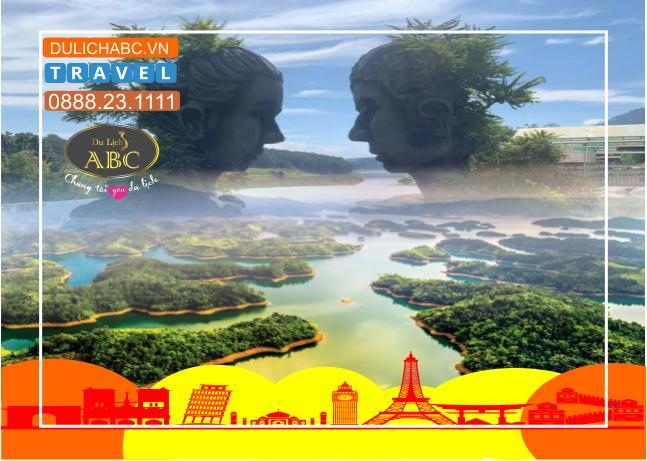 Tour Đắk Nông - Hồ Tà Đùng - Đà Lạt 3N3Đ Khởi Hành Tối Thứ 5 Hàng Tuần