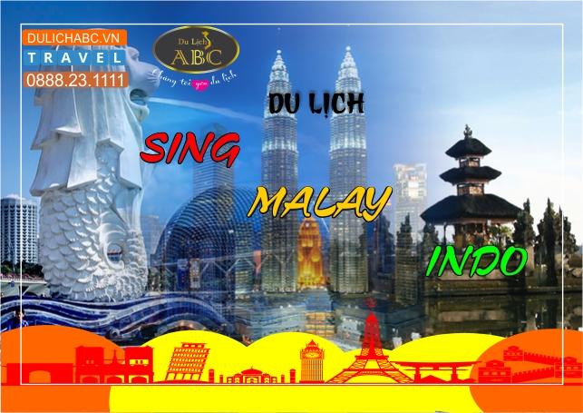 Tour Du lịch Singapore - Indonesia - Malaysia Khởi Hành Hàng Tuần