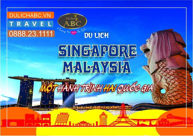 Du lịch Singapore - Malaysia Giá Chỉ: 9.499.000đ