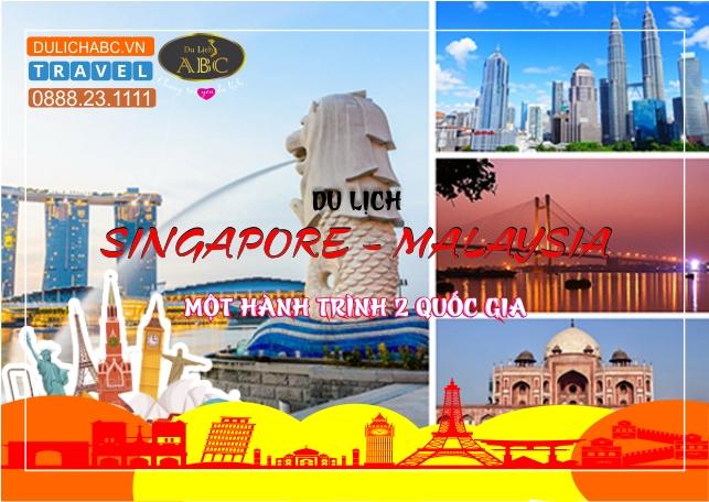 Tour Du lịch Singapore - Malaysia Khởi Hành Hàng Tuần