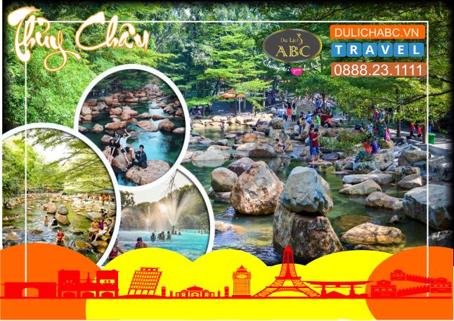 Tour Du lịch Suối Thủy Châu Trọn Gói - Tiết Kiệm Nhất