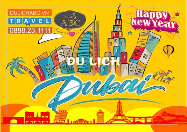Tour Du Lịch Tết Dubai | Abudhabi Nguyên Đán 2020