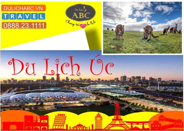 Du lịch Úc 5 Ngày 4 Đêm Trọn Gói - Uy Tín - Chất Lượng Cao