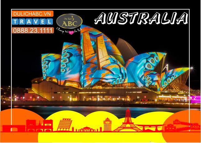 Tour Úc 5 Ngày Cao Cấp Giá Rẻ Nhất | Bao Đậu Visa 100%