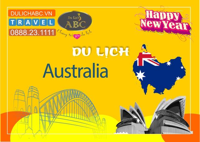 Tour Du lịch Úc Tết Nguyên Đán 2020