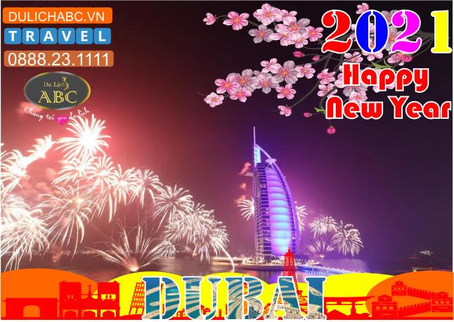 Tour Du Lịch Tết Dubai | Abudhabi Nguyên Đán 2021