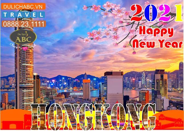 Tour Du lịch Hongkong Tết 2021