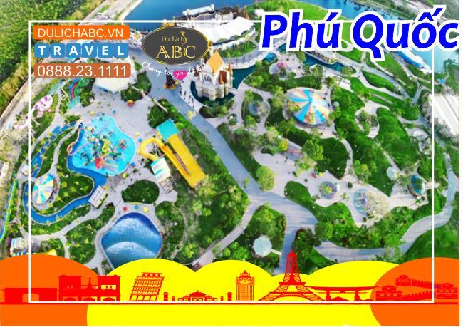 Tour Du lịch Phú Quốc 4 Ngày 3 Đêm 2021