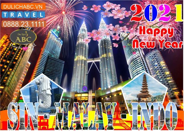Tour Du lịch Singapore - Malaysia - Indonesia Tết 2021