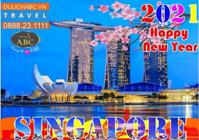 Tour Du lịch Singapore Tết Nguyên Đán 2021