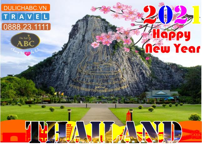 Tour Du lịch Thái Lan Tết 2021
